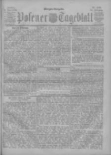 Posener Tageblatt 1901.06.09 Jg.40 Nr265