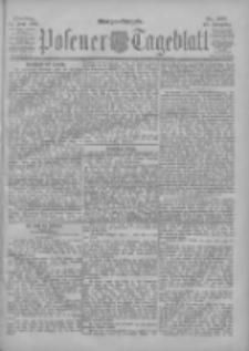 Posener Tageblatt 1901.06.11 Jg.40 Nr267