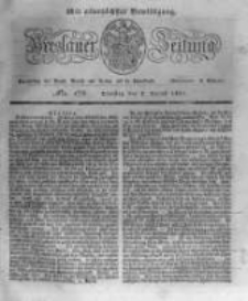 Breslauer Zeitung. 1831.08.02 Nr178