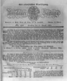 Breslauer Zeitung. 1831.08.16 Nr190