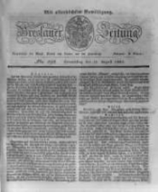 Breslauer Zeitung. 1831.08.18 Nr192