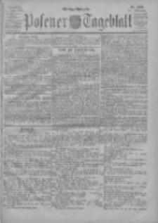 Posener Tageblatt 1901.06.11 Jg.40 Nr268