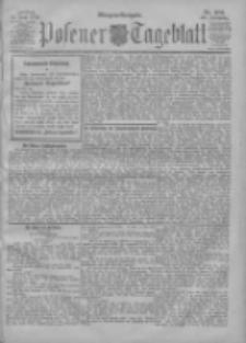 Posener Tageblatt 1901.06.14 Jg.40 Nr273