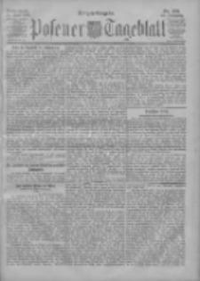 Posener Tageblatt 1901.06.15 Jg.40 Nr275