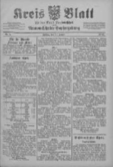 Kreis Blatt für den Kreis Neutomischeler zugleich Hopfenzeitung 1902.01.31 Nr9