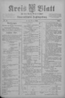 Kreis Blatt für den Kreis Neutomischeler zugleich Hopfenzeitung 1902.04.04 Nr26