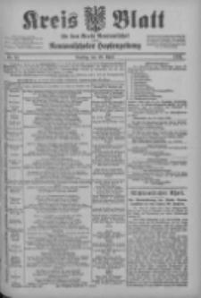 Kreis Blatt für den Kreis Neutomischeler zugleich Hopfenzeitung 1902.04.29 Nr33