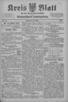 Kreis Blatt für den Kreis Neutomischeler zugleich Hopfenzeitung 1902.05.27 Nr40