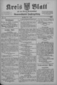 Kreis Blatt für den Kreis Neutomischeler zugleich Hopfenzeitung 1902.07.01 Nr50