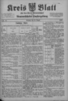 Kreis Blatt für den Kreis Neutomischeler zugleich Hopfenzeitung 1902.08.12 Nr61