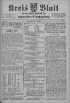 Kreis Blatt für den Kreis Neutomischeler zugleich Hopfenzeitung 1902.08.19 Nr64