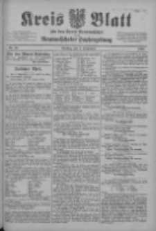 Kreis Blatt für den Kreis Neutomischeler zugleich Hopfenzeitung 1902.09.02 Nr68