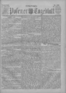 Posener Tageblatt 1901.06.15 Jg.40 Nr276