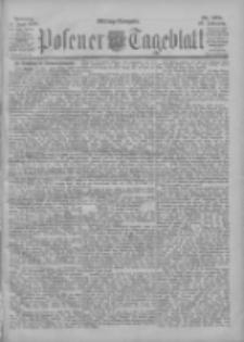 Posener Tageblatt 1901.06.17 Jg.40 Nr278