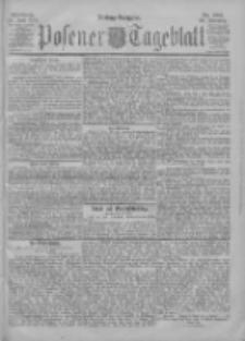 Posener Tageblatt 1901.06.19 Jg.40 Nr282