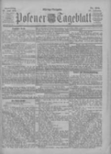 Posener Tageblatt 1901.06.20 Jg.40 Nr284