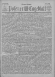 Posener Tageblatt 1901.06.22 Jg.40 Nr287