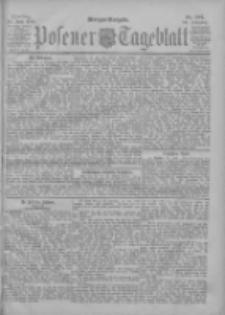 Posener Tageblatt 1901.06.25 Jg.40 Nr291