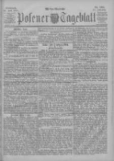 Posener Tageblatt 1901.06.26 Jg.40 Nr294