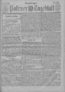 Posener Tageblatt 1901.06.27 Jg.40 Nr295