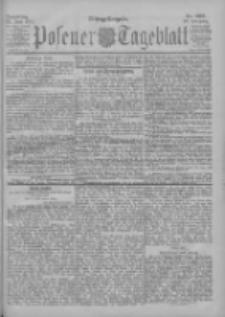 Posener Tageblatt 1901.06.27 Jg.40 Nr296