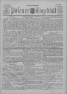 Posener Tageblatt 1901.06.30 Jg.40 Nr301