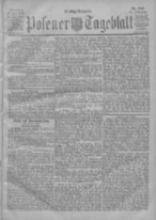 Posener Tageblatt 1901.07.09 Jg.40 Nr316