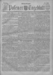 Posener Tageblatt 1901.07.15 Jg.40 Nr326