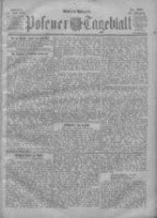 Posener Tageblatt 1901.07.21 Jg.40 Nr337