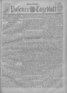 Posener Tageblatt 1901.07.23 Jg.40 Nr339