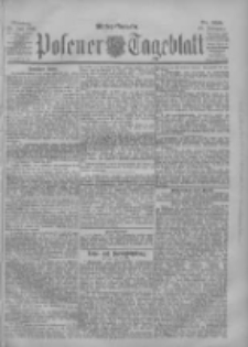 Posener Tageblatt 1901.07.29 Jg.40 Nr350