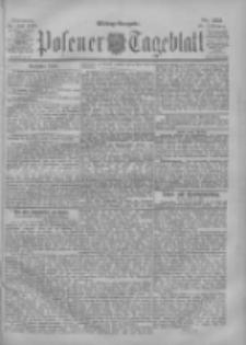 Posener Tageblatt 1901.07.31 Jg.40 Nr354