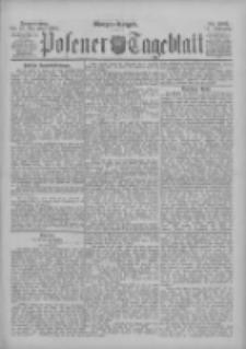 Posener Tageblatt 1895.12.12 Jg.34 Nr580