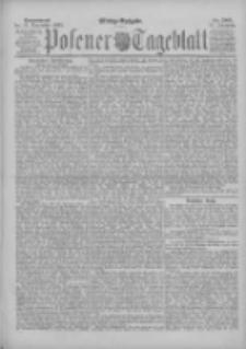 Posener Tageblatt 1895.12.14 Jg.34 Nr585