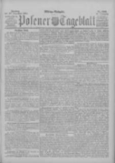 Posener Tageblatt 1895.12.20 Jg.34 Nr595