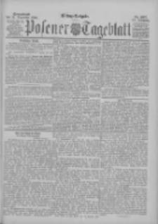 Posener Tageblatt 1895.12.21 Jg.34 Nr597