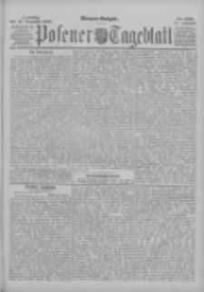 Posener Tageblatt 1895.12.22 Jg.34 Nr598