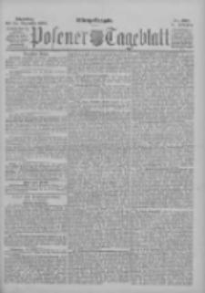 Posener Tageblatt 1895.12.24 Jg.34 Nr601