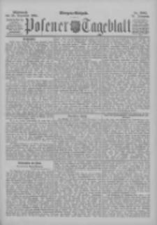 Posener Tageblatt 1895.12.25 Jg.34 Nr602