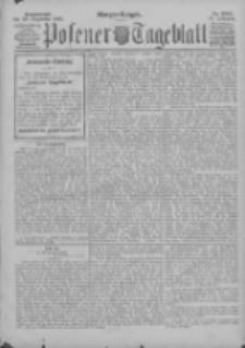 Posener Tageblatt 1895.12.28 Jg.34 Nr604