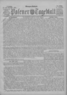 Posener Tageblatt 1895.12.29 Jg.34 Nr606