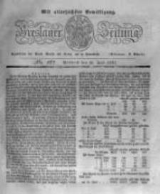 Breslauer Zeitung. 1831.07.20 Nr167