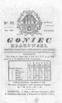 Goniec Krakowski: dziennik polityczny, historyczny i literacki. 1830.05.13 nr57