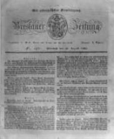 Breslauer Zeitung. 1831.08.24 Nr197