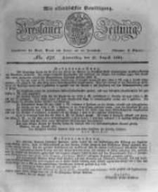 Breslauer Zeitung. 1831.08.25 Nr198