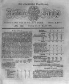 Breslauer Zeitung. 1831.08.26 Nr199