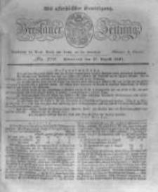 Breslauer Zeitung. 1831.08.27 Nr200