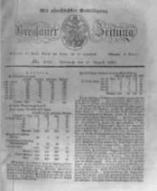 Breslauer Zeitung. 1831.08.31 Nr203