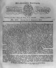 Breslauer Zeitung. 1831.09.05 Nr207