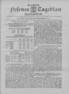 Posener Tageblatt. Handelsblatt 1895.01.14 Jg.34